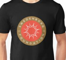 "Swedenborg Foundation ""Crest"" Logo Unisex T-Shirt"