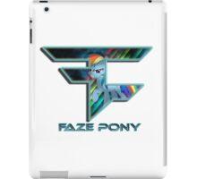 FaZe - pony iPad Case/Skin