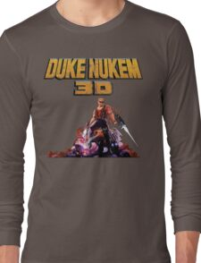 Duke 3D Long Sleeve T-Shirt