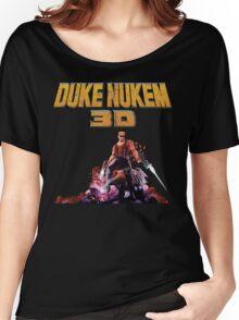 Duke 3D Women's Relaxed Fit T-Shirt