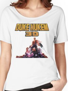 Duke 3D Women's Relaxed Fit T-Shirt