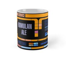 Captains Drink Romulan Ale  Mug