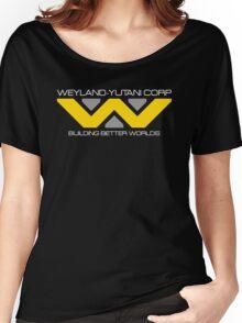 WEYLAND YUTANI ALIEN (2) Women's Relaxed Fit T-Shirt