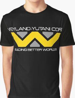 WEYLAND YUTANI ALIEN (2) Graphic T-Shirt