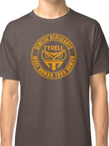 TYRELL CORPORATION - BLADE RUNNER (YELLOW) Classic T-Shirt