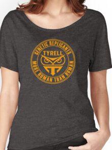 TYRELL CORPORATION - BLADE RUNNER (YELLOW) Women's Relaxed Fit T-Shirt