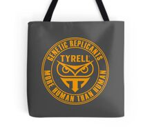 TYRELL CORPORATION - BLADE RUNNER (YELLOW) Tote Bag