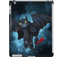 Alpha Toothless iPad Case/Skin