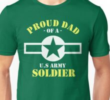 fathers day gift US army Unisex T-Shirt