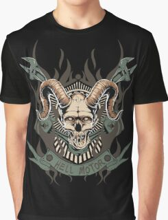 Hell Motor Graphic T-Shirt