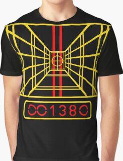 STAR WARS DROP THE BOMB X-WING Graphic T-Shirt