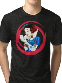 Punk princesses #1 Tri-blend T-Shirt