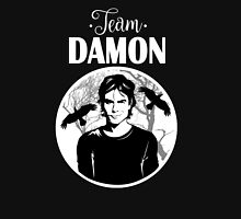 Team Damon. TVD. Unisex T-Shirt