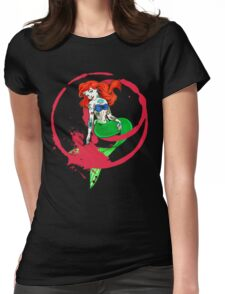 Punk princesses #4 Womens Fitted T-Shirt