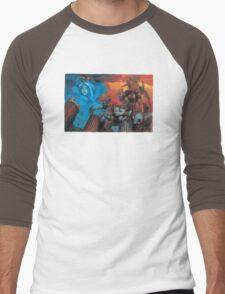 Altered Beast Retro Game Men's Baseball ¾ T-Shirt