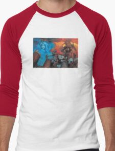 Altered Beast Retro Game Men's Baseball ¾ T-Shirt
