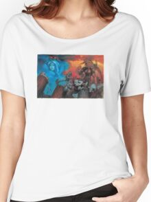 Altered Beast Retro Game Women's Relaxed Fit T-Shirt