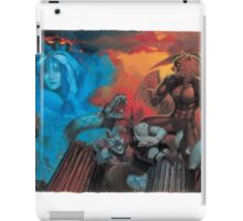 Altered Beast Retro Game iPad Case/Skin