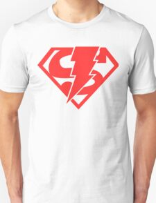 Super-Shazam - Version B Unisex T-Shirt