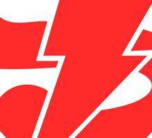 Super-Shazam - Version B Sticker