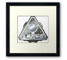 DOOM U.A.C. UAC logo Framed Print