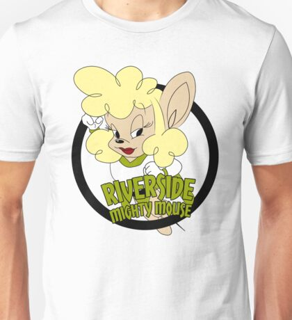 Riverside Mighty Mouse Unisex T-Shirt