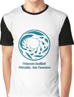 Cetacean Institute Graphic T-Shirt