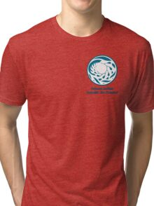 Cetacean Institute Tri-blend T-Shirt