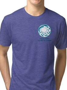 Cetacean Institute Tri-blend T-Shirt