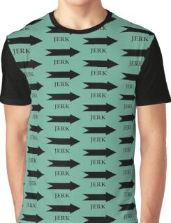Jerk (SUPERNATURAL) Graphic T-Shirt