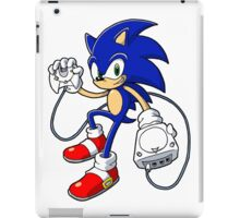 Dreamcast power iPad Case/Skin