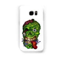 Zombie Skull Brains Samsung Galaxy Case/Skin