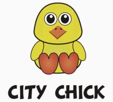 City Chick Kids Tee