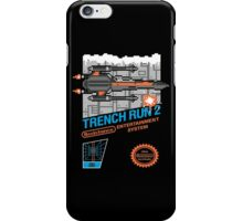 Trench Run 2 iPhone Case/Skin