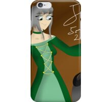 Green Witch iPhone Case/Skin