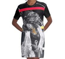 The Eye of Providence Graphic T-Shirt Dress