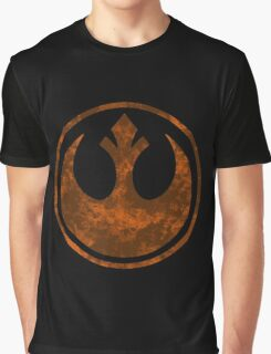 Rebel Alliance Symbol Graphic T-Shirt