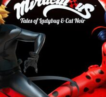 Miraculous Tales of Ladybug and Chat Noir Sticker
