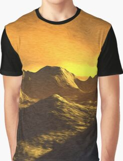 A Sunny Day On Mercury Graphic T-Shirt