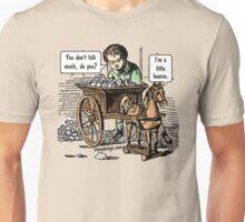 I'm a Little Hoarse! Horse Pun Unisex T-Shirt