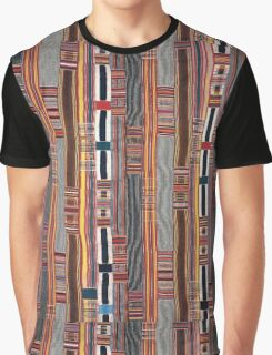 Traditional African Textile Graphic T-Shirt