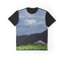 Spring Symphony of Lupine Graphic T-Shirt
