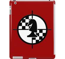 Checkmate iPad Case/Skin