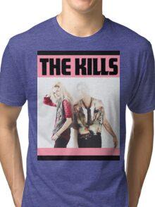 THE KILLS WORLD TOUR 2016 Tri-blend T-Shirt