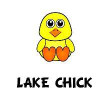 Lake Chick Photographic Print