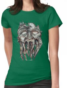 TRASH Womens Fitted T-Shirt