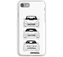 Subaru Impreza Fans iPhone Case/Skin