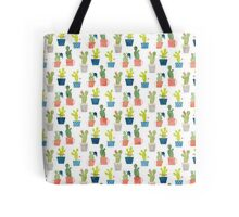 cacti party Tote Bag