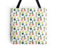 cacti party Tote Bag