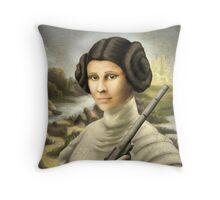 Mona Leia Throw Pillow